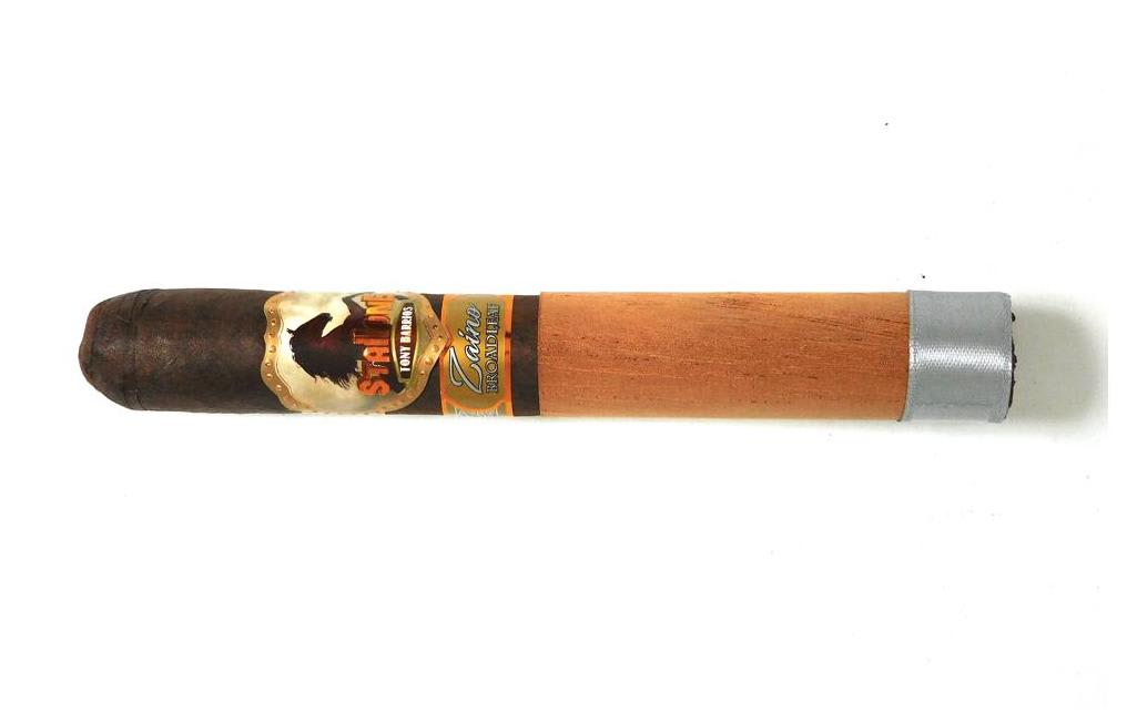 Cigar Review: Stallone Zaino Broadleaf Toro Featured Image