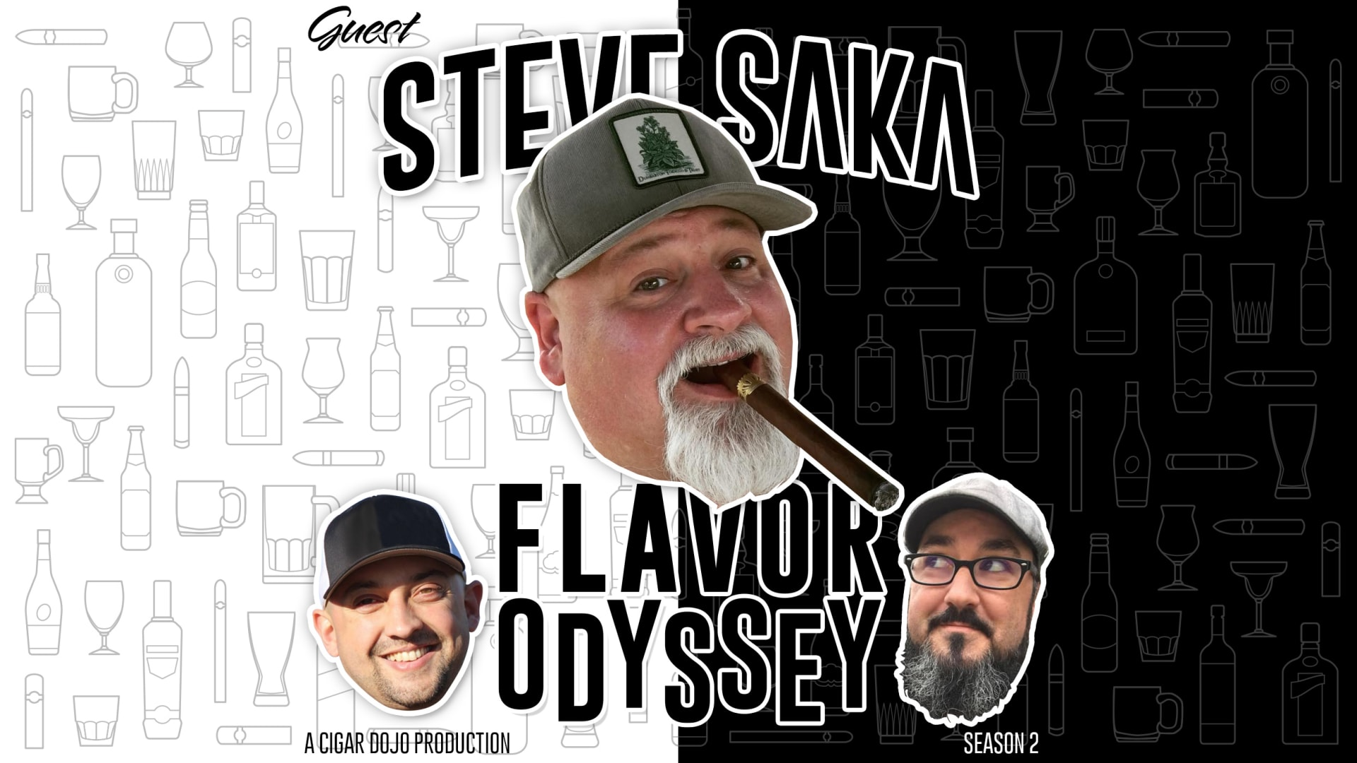 Flavor Odyssey – Sin Compromiso paired with Scotch Featured Image