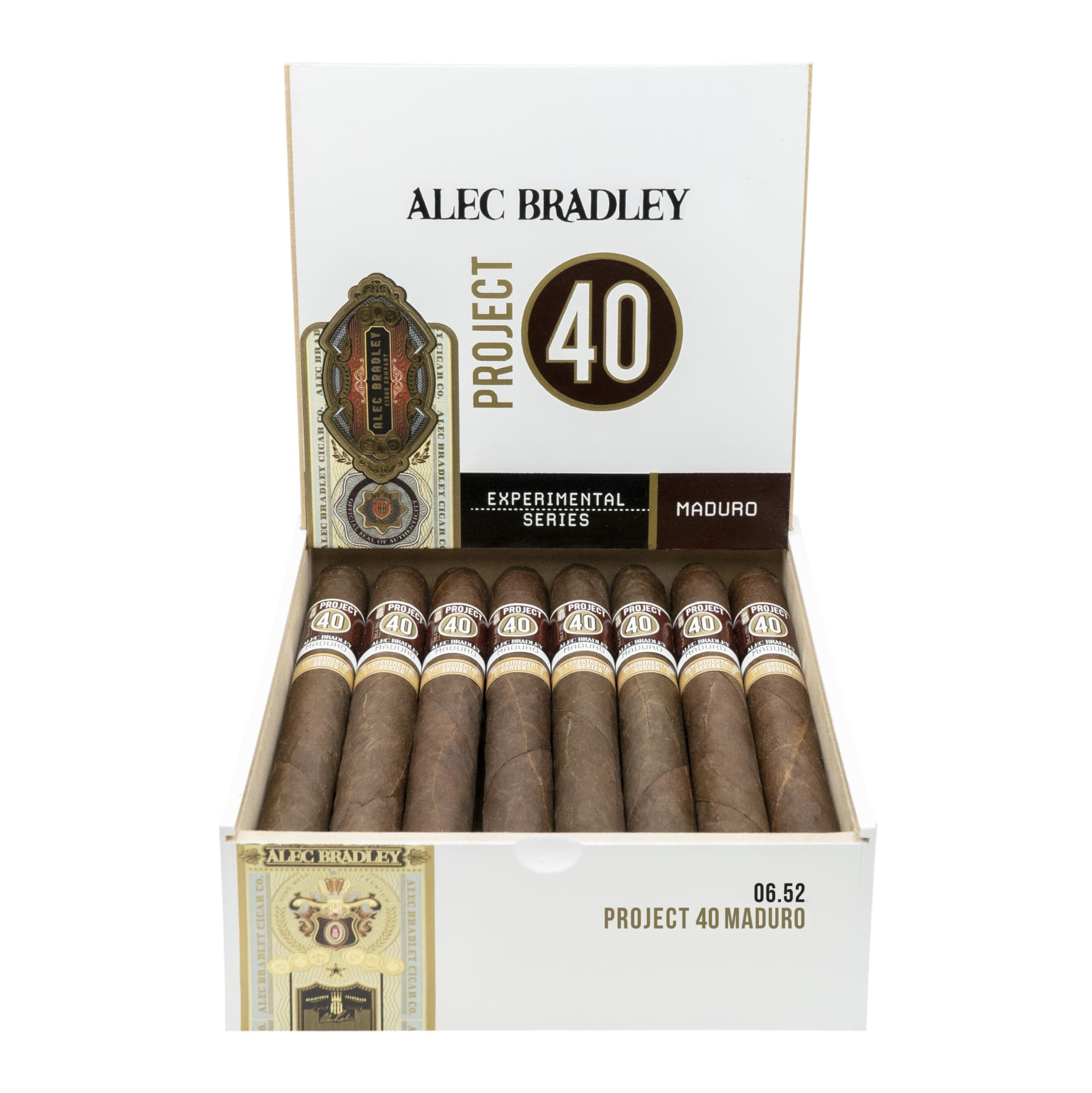Alec Bradley Announces the Release of Project 40 Maduro Featured Image