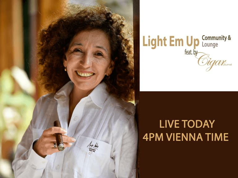 LIGHT EM UP LOUNGE WELCOMES MAJA SELVA TODAY LIVE Featured Image