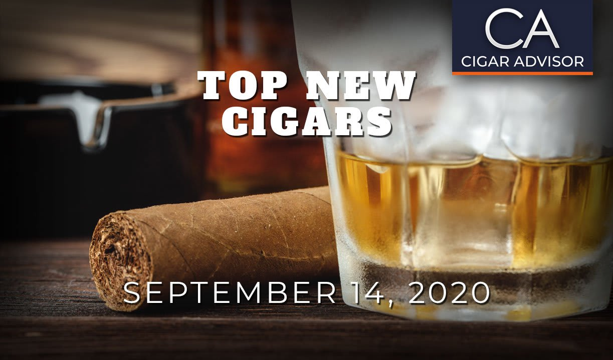 CA Report: Top New Cigars (Sept 14 2020) Featured Image