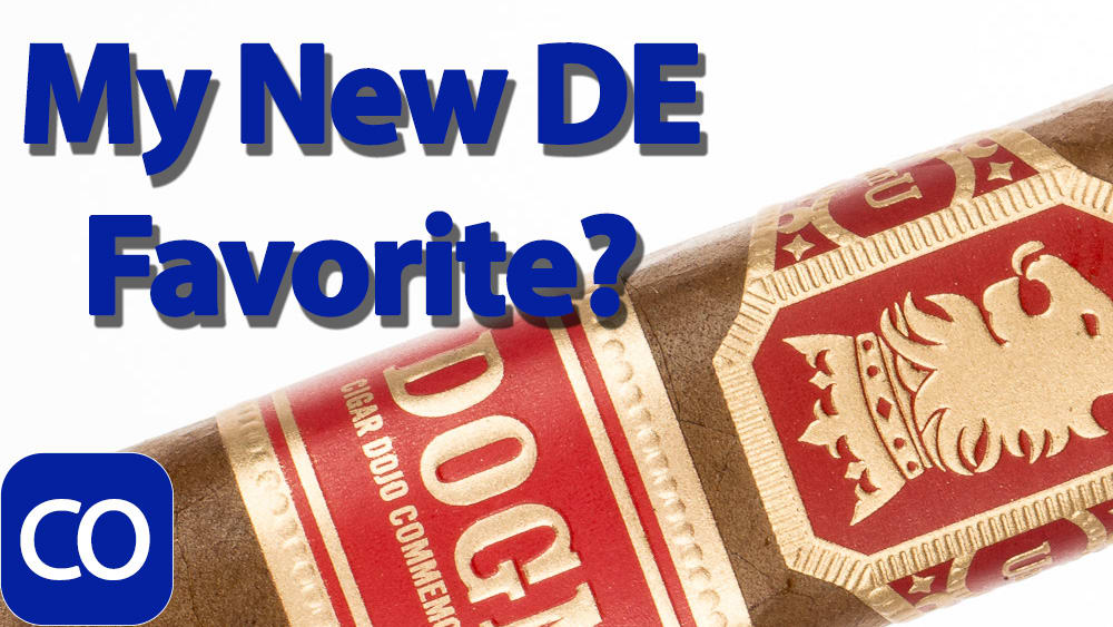 Drew Estate Undercrown Dogma Sungrown Cigar Review Featured Image
