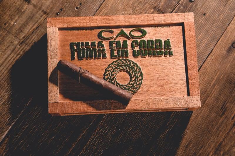 CAO Fuma Em Corda header asset