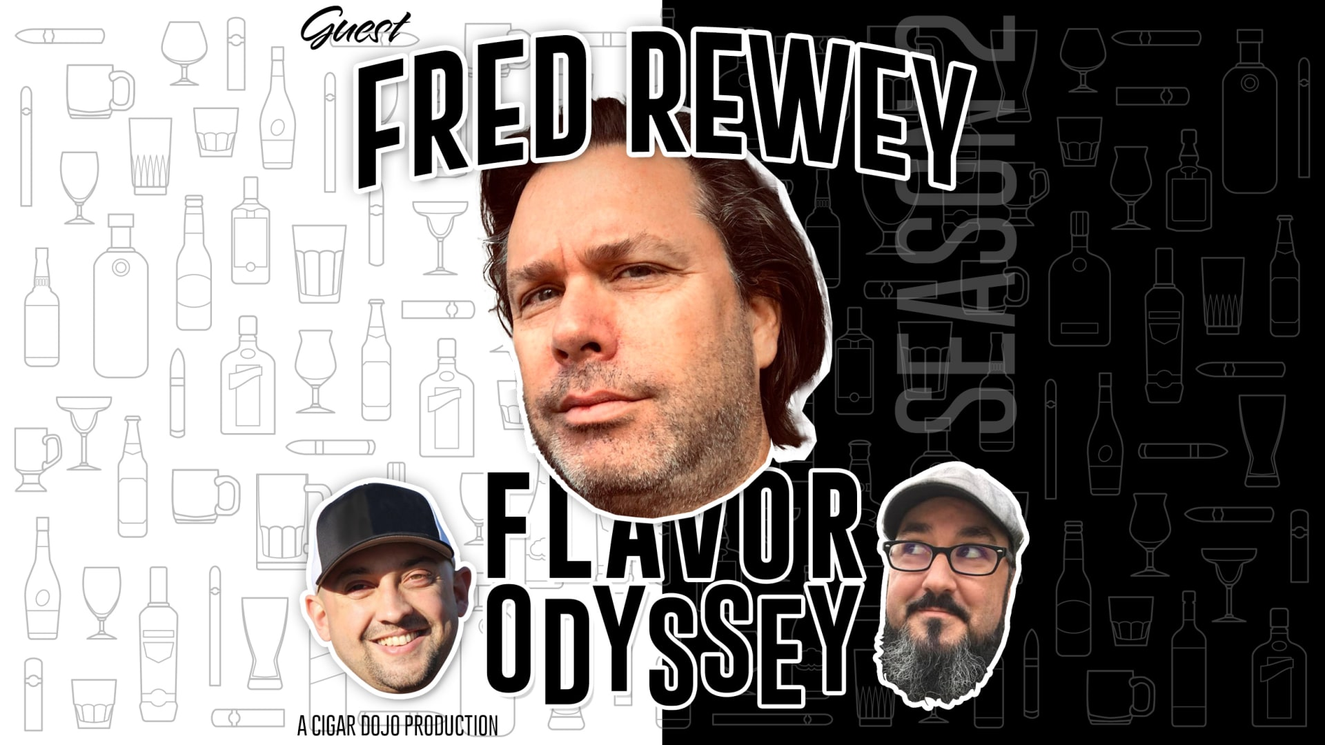 Flavor Odyssey – Bacon & Cigars With Fred Rewey Featured Image