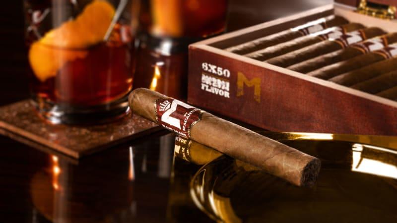 Macanudo M Bourbon header asset v2
