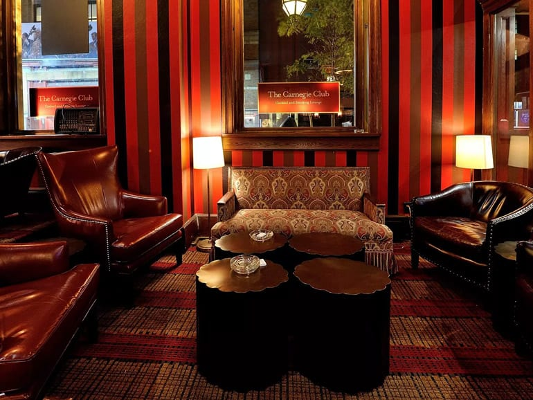 NYC Cigar Lounges Begin Reopening Featured Image