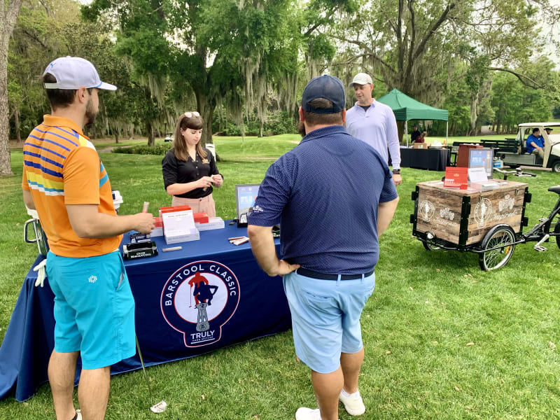 Barstool Classic and Macanudo Cigars Tampa FL