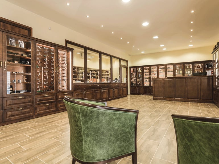 "New ""Dom Cigar"" store in Košice Featured Image"