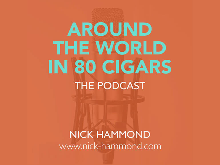 NEW CIGAR PODCAST GOES LIVE Featured Image