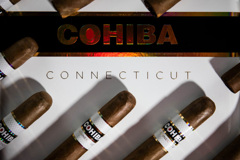 Cohiba Connecticut header asset