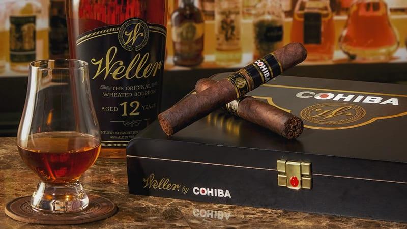 Weller Cigar CW Header