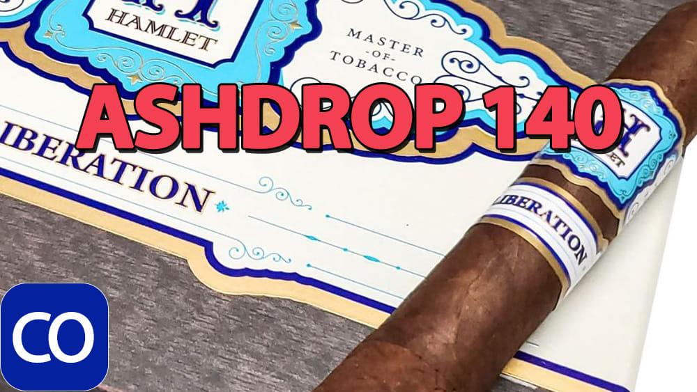 CigarAndPipes CO Ashdrop 140 Featured Image