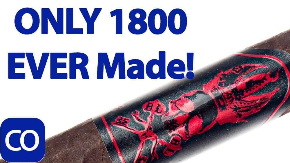 Black Label Trading Co. Bishops Blend Lancero Cigar Review Featured Image
