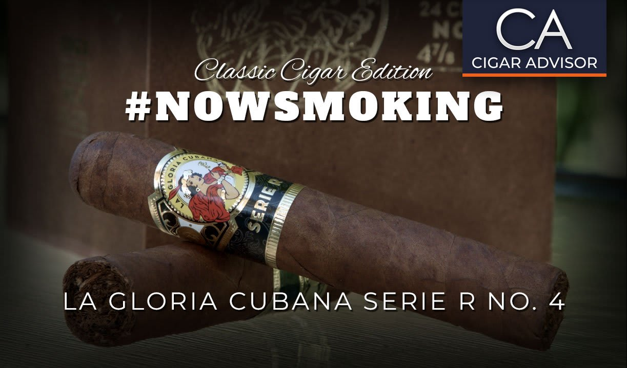 #nowsmoking: La Gloria Cubana Serie R No. 4 Featured Image