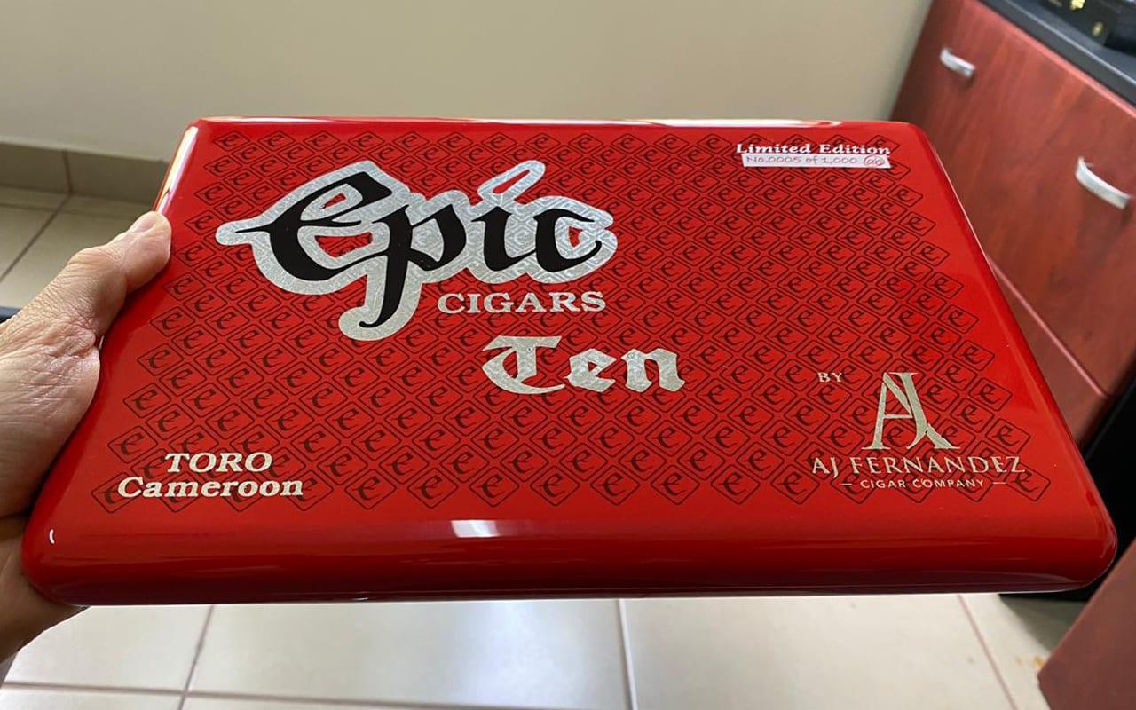 EPIC TEN Shipping Next Week Featured Image