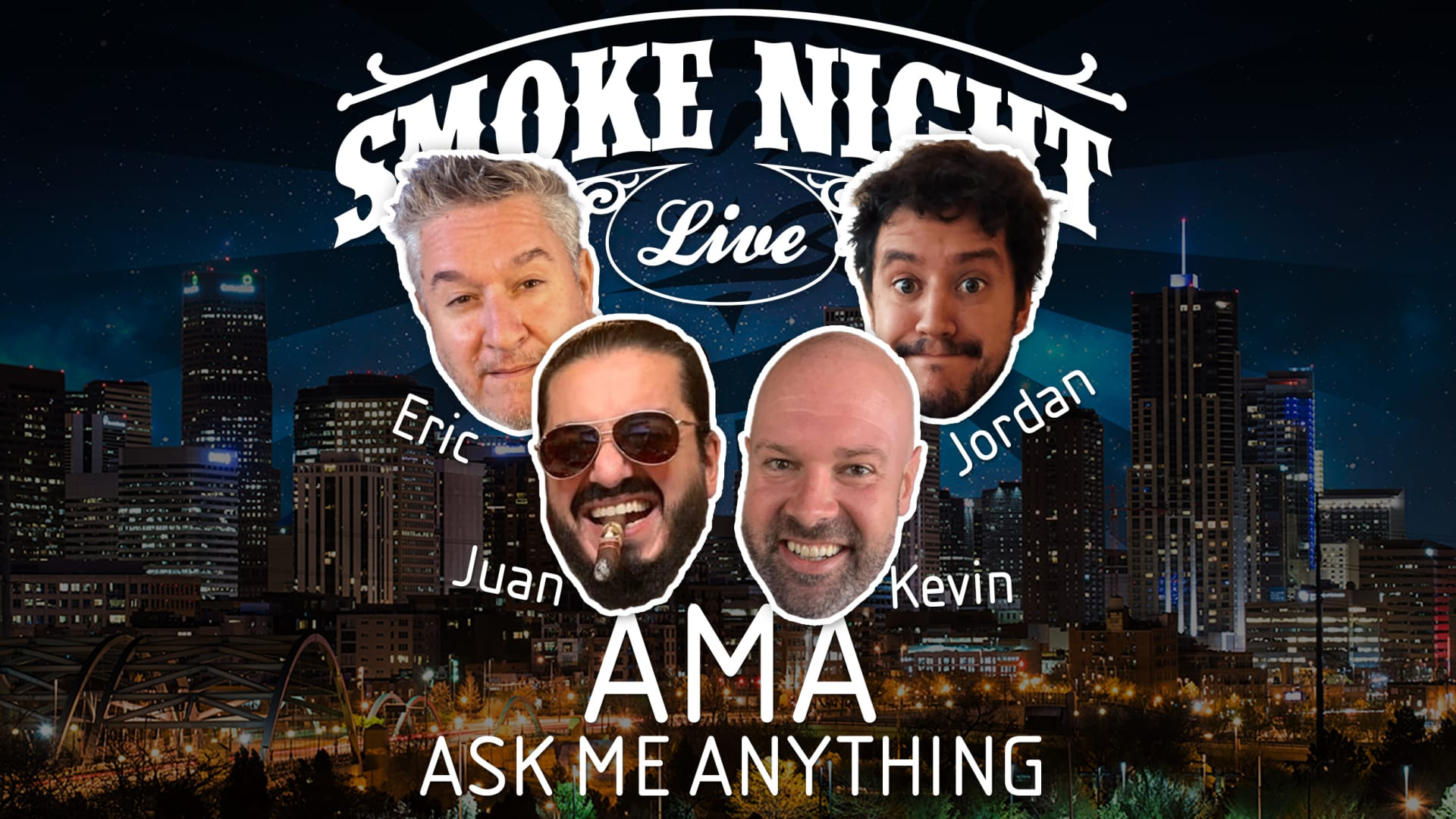 Smoke Night LIVE – Ask Me Anything Featured Image