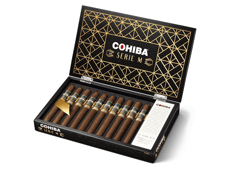 First U.S. made Cohiba Cigar Collection premiers Featured Image