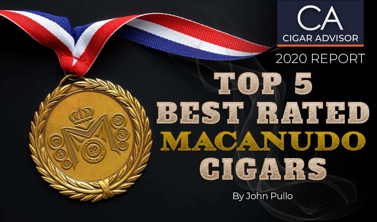 2020 CA Report: Top 5 Best Rated Macanudo Cigars Featured Image