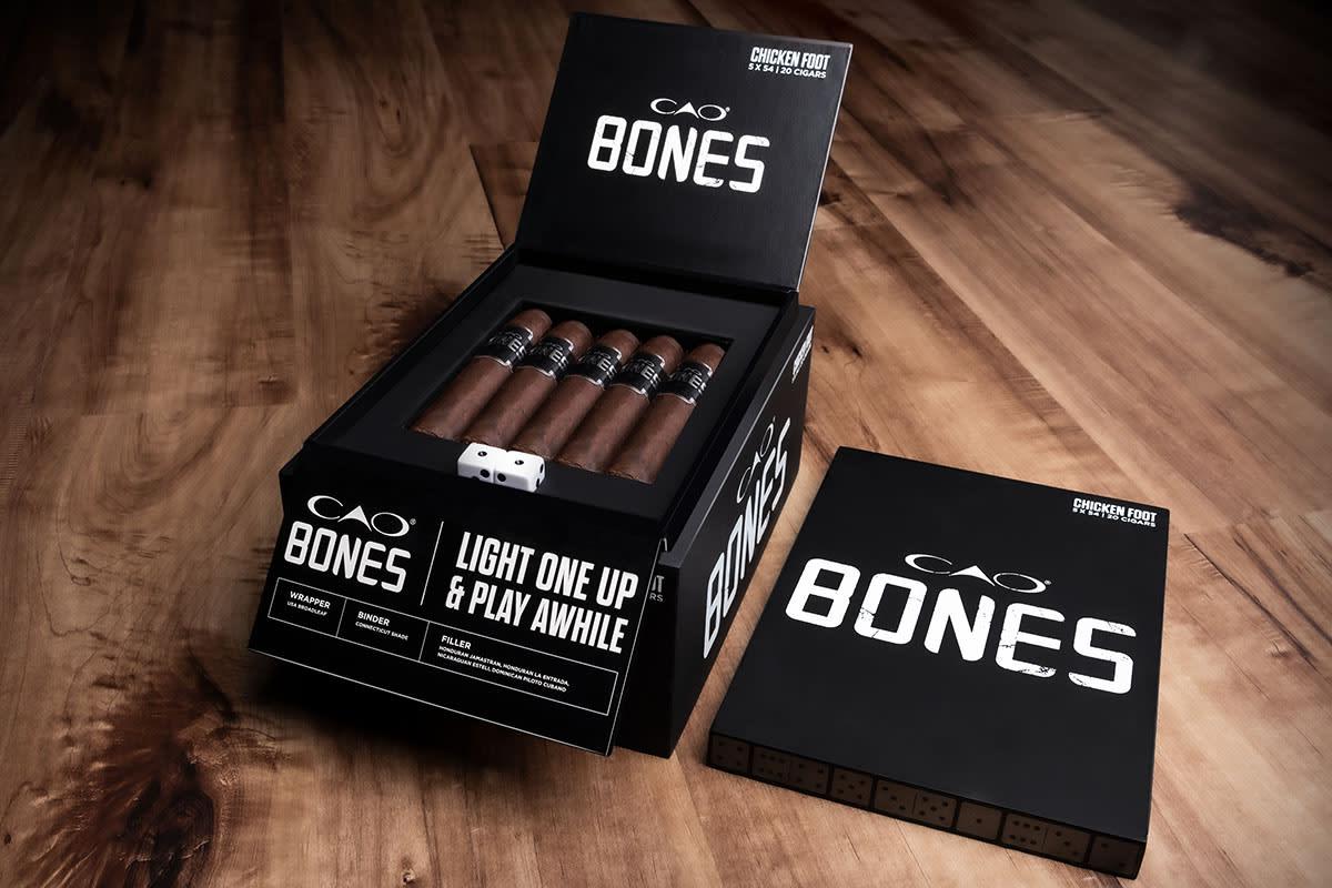 CAO Announces Bones Featured Image