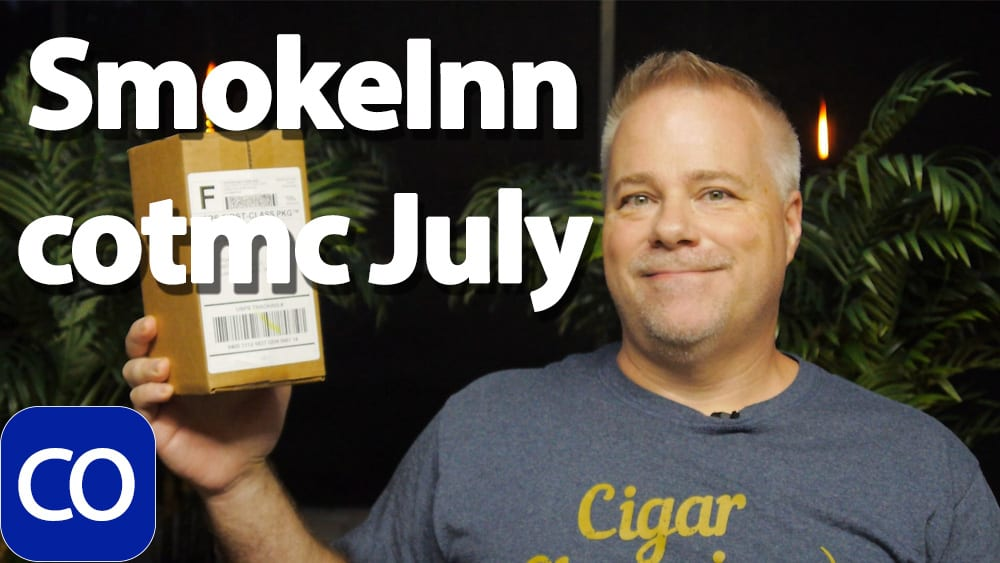 SmokeInn July 2020 Cigar Of The Month Club Featured Image
