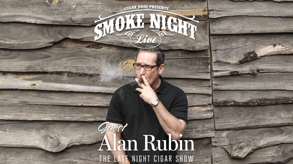Smoke Night LIVE with Alan Rubin of Alec Bradley Featured Image