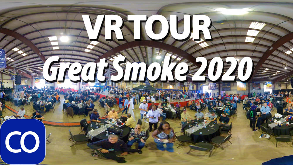 VR Tour Great Smoke 2020 Featured Image