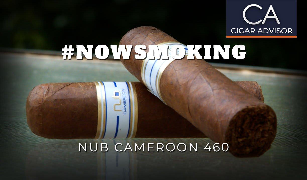 #nowsmoking: Oliva Nub Cameroon 460 Featured Image