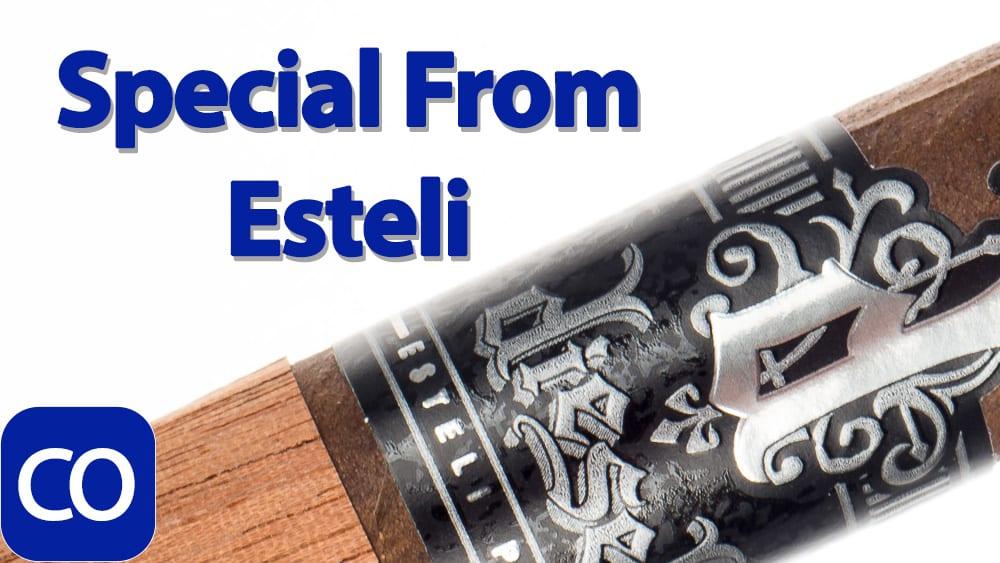 Diesel Esteli Puro Robusto Cigar Review Featured Image