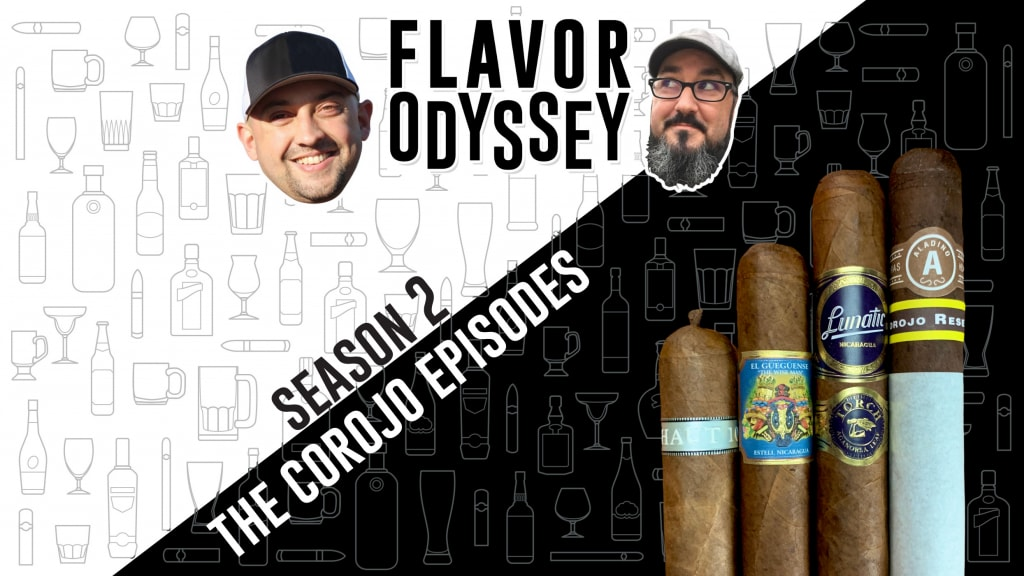 Flavor Odyssey – Lunatic Torch and Old Cuban Cocktail Featured Image