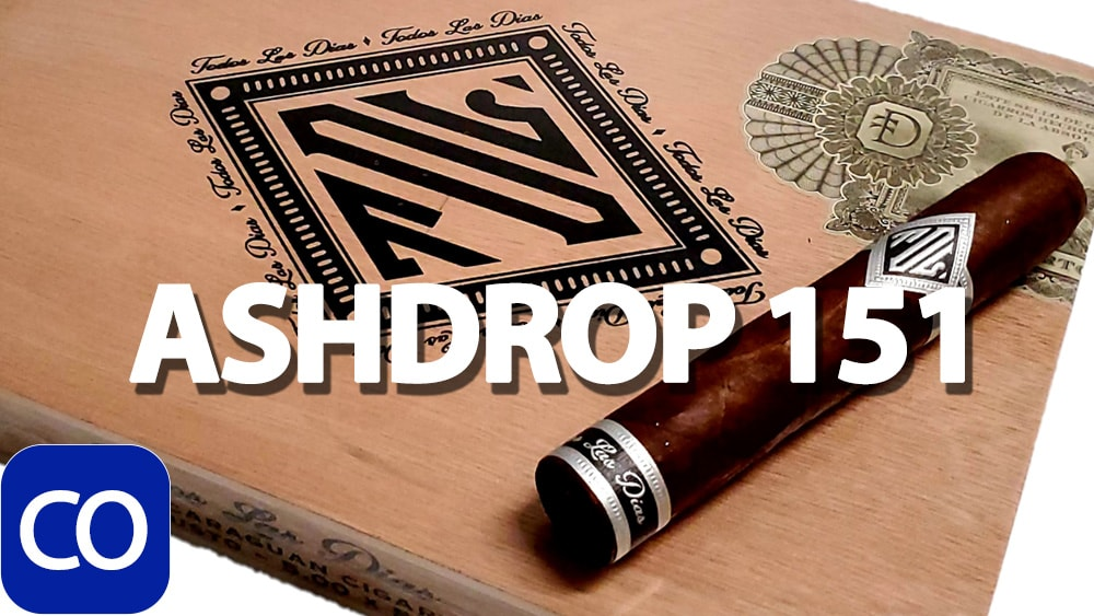 CigarAndPipes CO Ashdrop 151 Featured Image