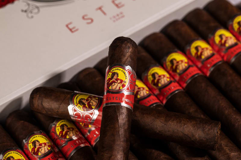 La Gloria Cubana Esteli header asset