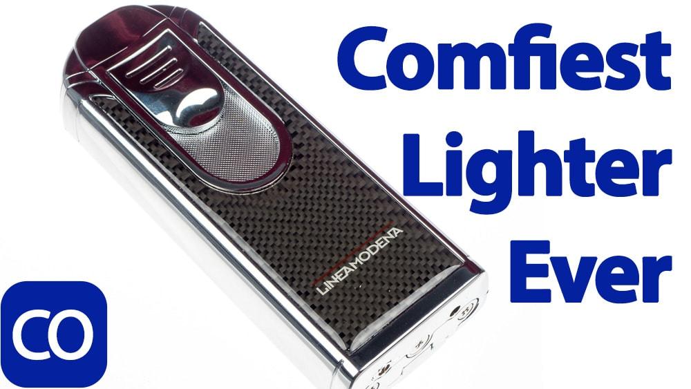 Linea Modena Quad Flame Cigar Lighter Review Featured Image