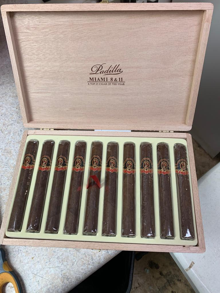 Cigar News: Padilla Re-Releasing Miami 8 & 11 Featured Image