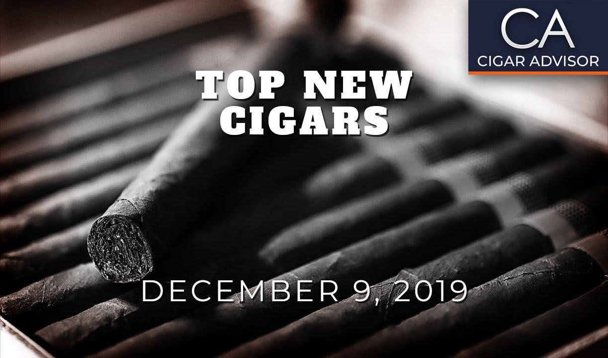 CA Report: Top New Cigars (Dec 9 2019) Featured Image
