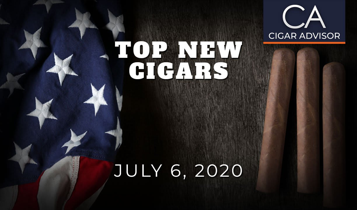 CA Report: Top New Cigars (July 6 2020) Featured Image