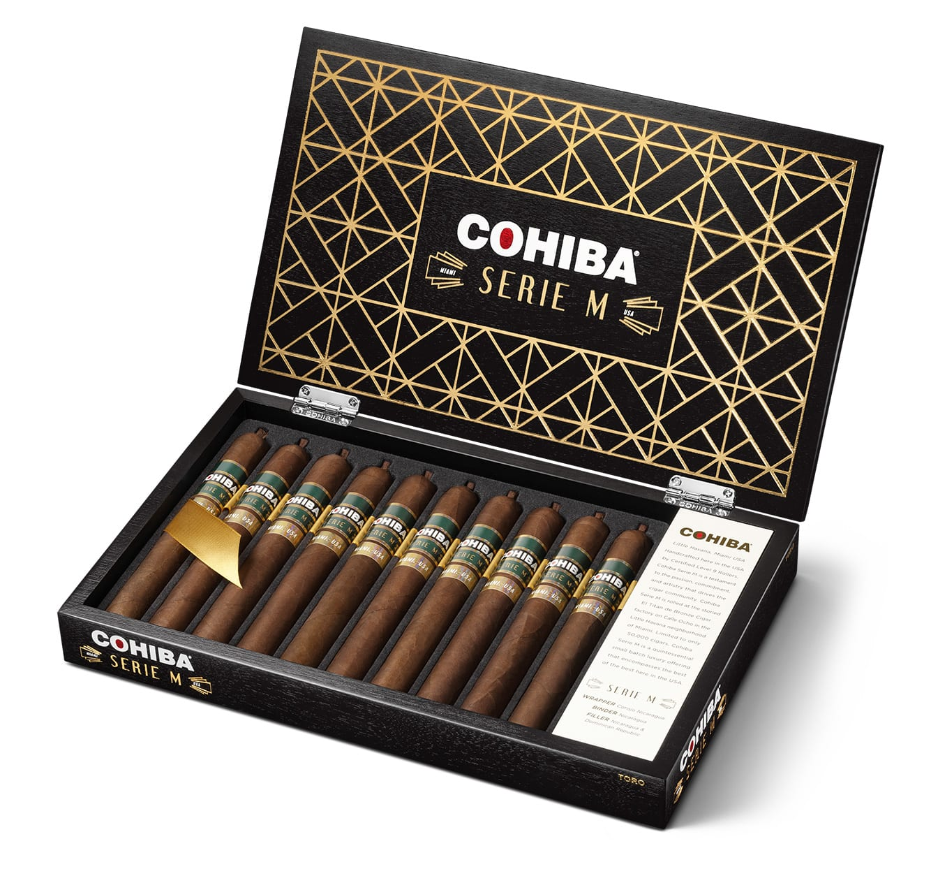 El Titán de Bronze to Produce Cohiba's Serie M Featured Image