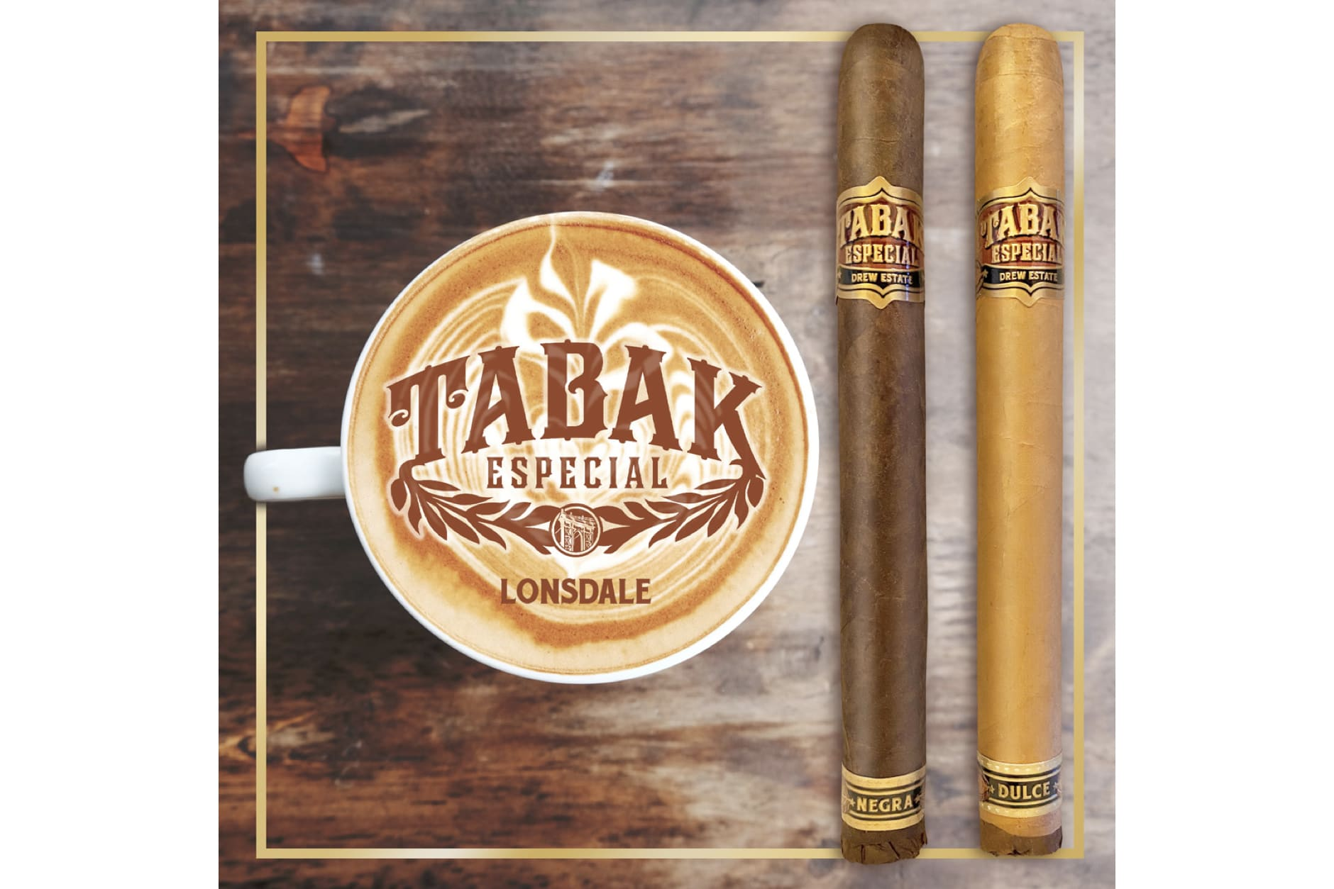 Drew Estate Adding Tabak Especial Lonsdales in July Featured Image