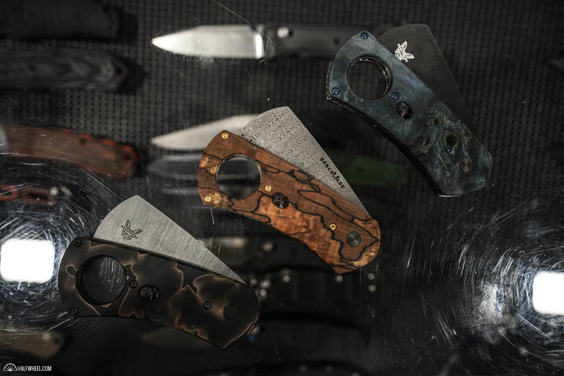Benchmade 1500 Featured Image