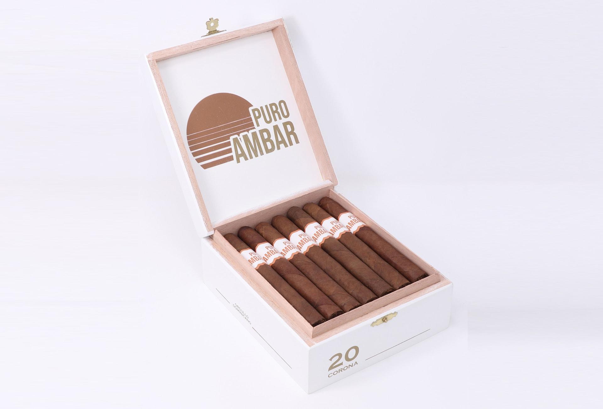 El Artista Cigars Revamps Puro Ambar Featured Image