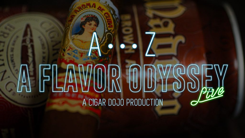 Flavor Odyssey 028 – Wildcard Episode – LIVE Edition Featured Image