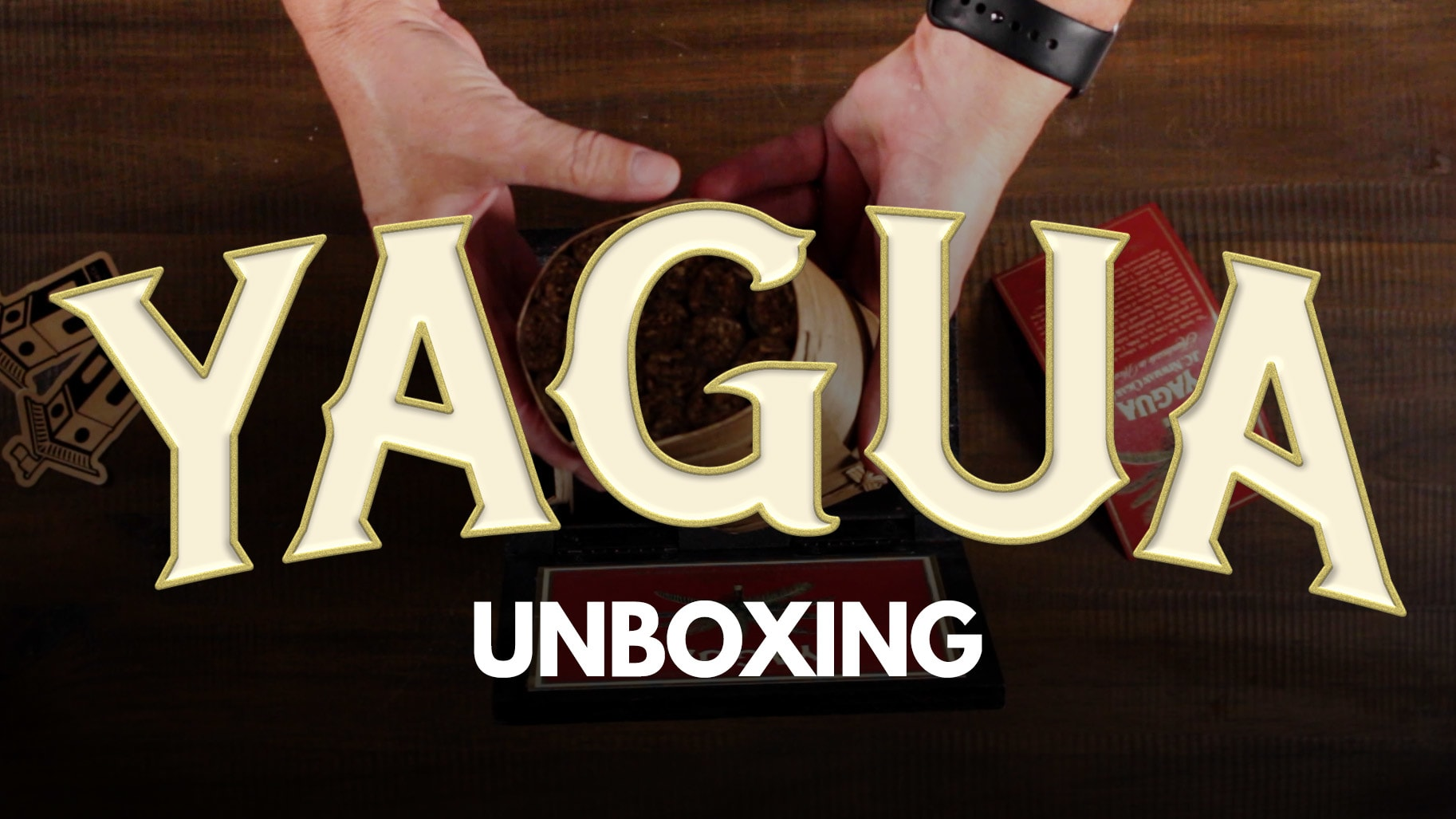Unboxing the Yagua by J.C. Newman Featured Image
