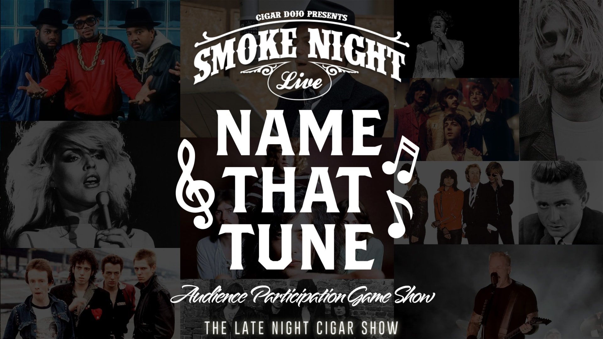 Smoke Night LIVE Name That Tune (3rd edition) Featured Image