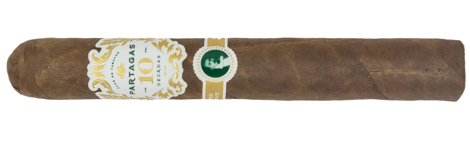 Blind Cigar Review: Partagas | Limited Reserve Decadas 2019 Featured Image