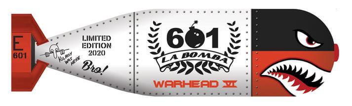 Cigar News: Espinosa 601 La Bomba Warhead Returns With 'Warhead VI' Featured Image