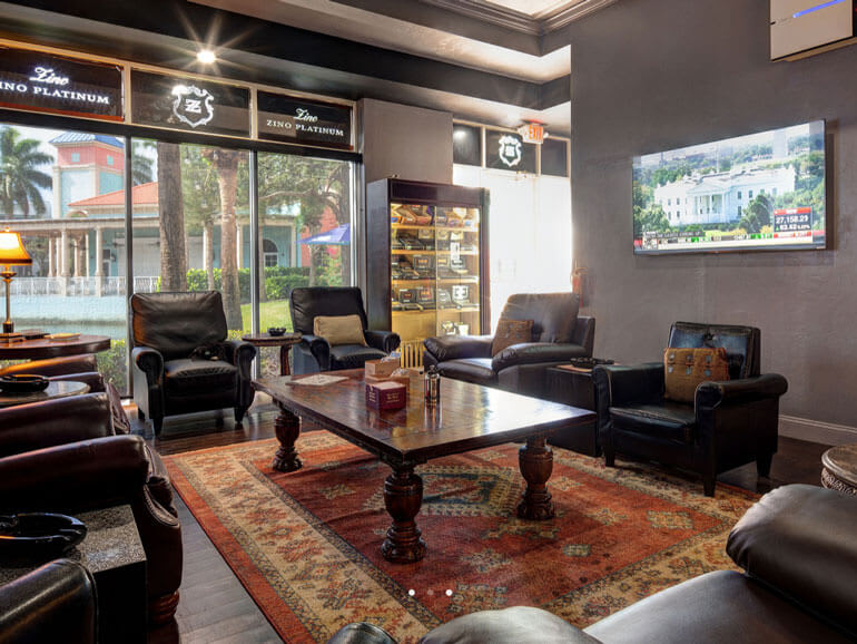 Vicente of London Premier Cigar Lounge & Shop| Cigar Friendly: Naples, FL Featured Image