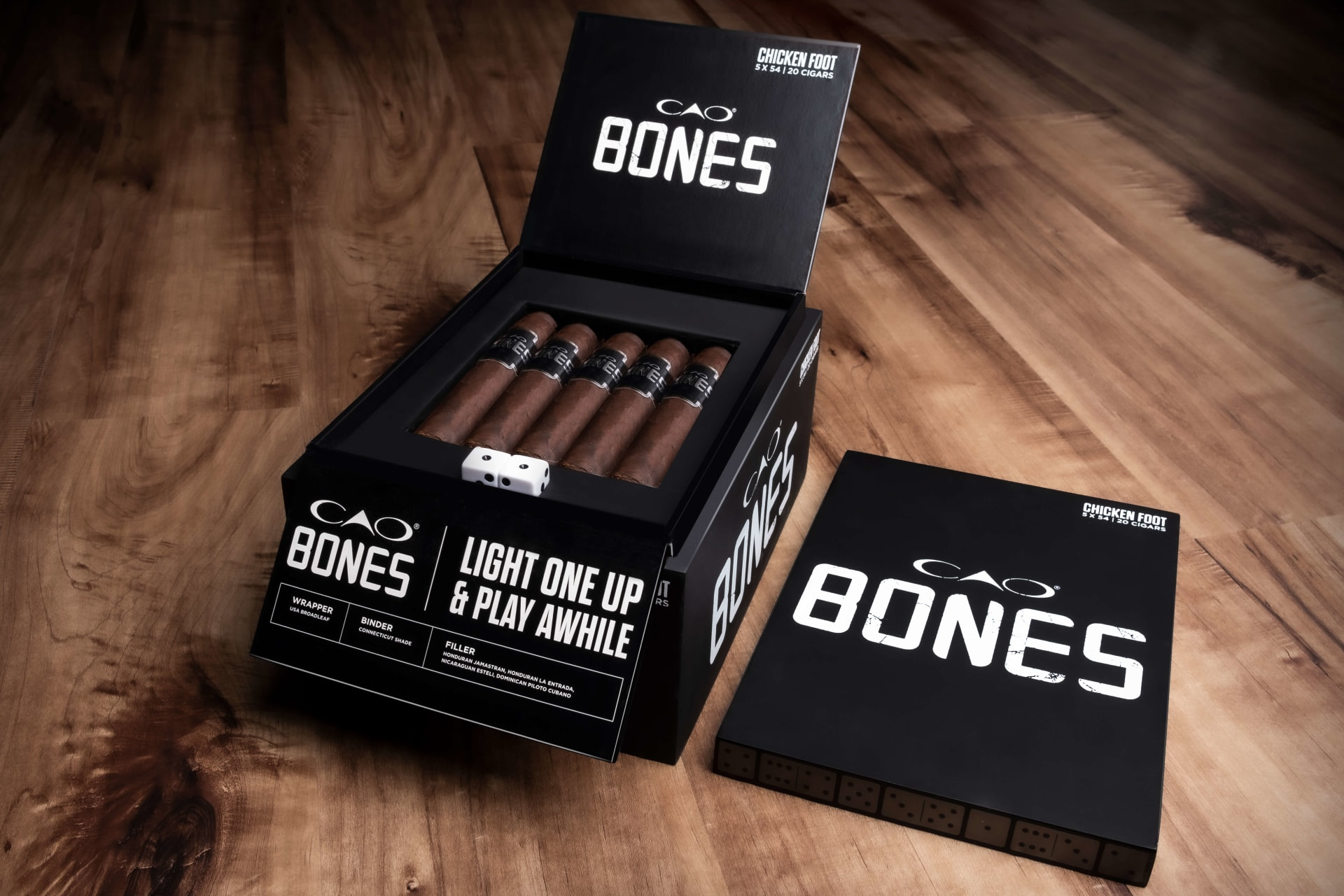 Cigar News: General Cigar Announces CAO Bones Featured Image