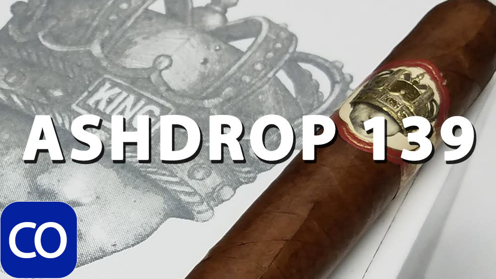 CigarAndPipes CO Ashdrop 139 Featured Image