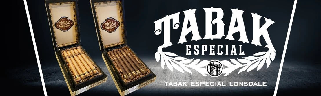 Cigar News: Drew Estate Announces New Lonsdale Size for Tabak Especial Featured Image
