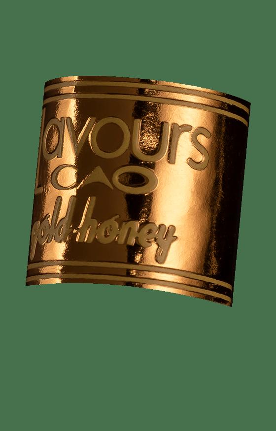CAO Gold Honey Band Image