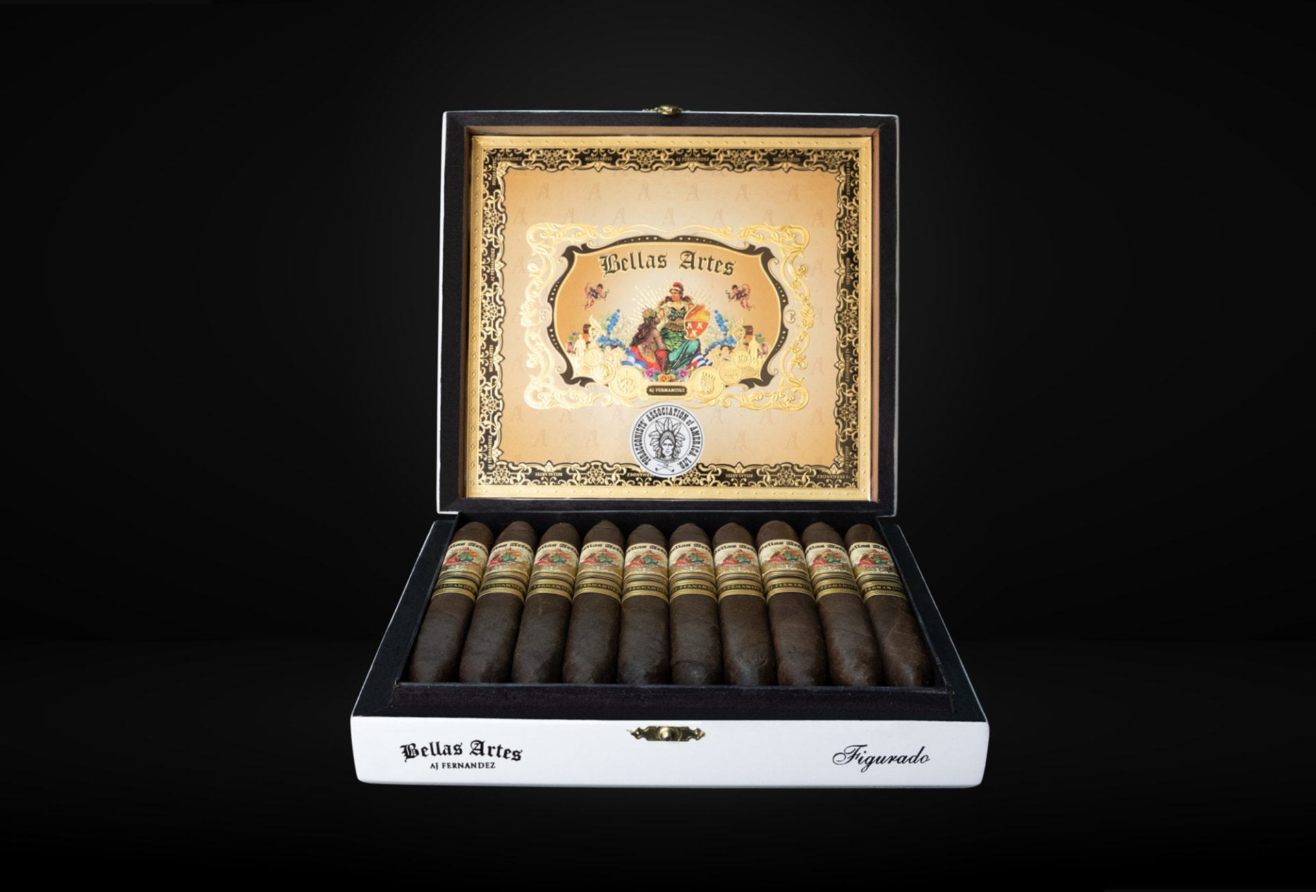 A.J. Fernandez Ships Bellas Artes Maduro Figurado to TAA Retailers Today Featured Image